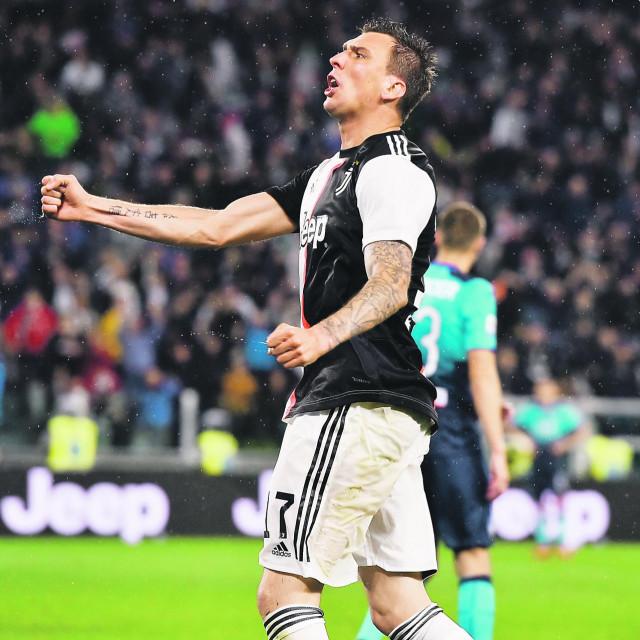 Mario Mandžukić proveo je četiri godine u Juventusu, pa pola sezone u Kataru