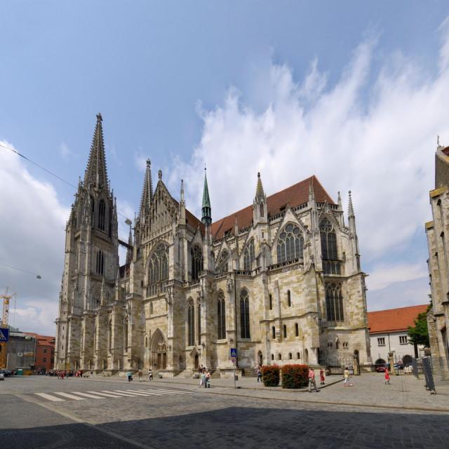 katedrala u Regensburgu