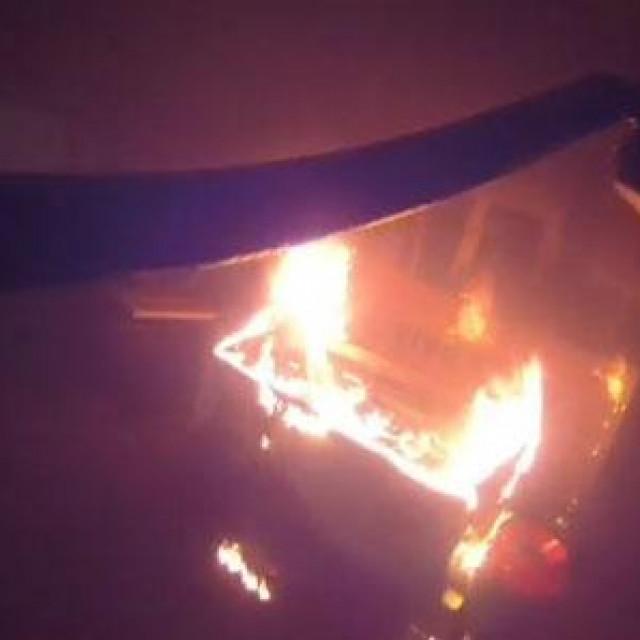 Požar u Sesvetama