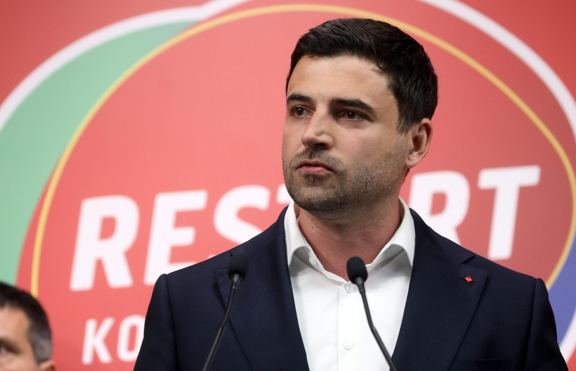 PREUZEO ODGOVORNOST ZA LOŠE REZULTATE: Davor Bernardić se povukao s mjesta predsjednika SDP-a Hrvatske