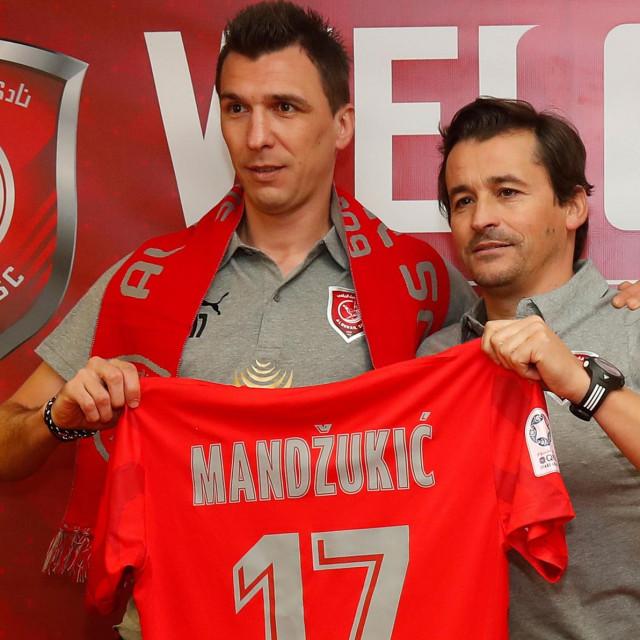 Mario Mandžukić prije sedam mjeseci je obukao posljednji dres