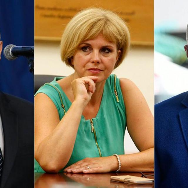Miljenko Filipović; Barbara Antolić Vupora; Mario Radić