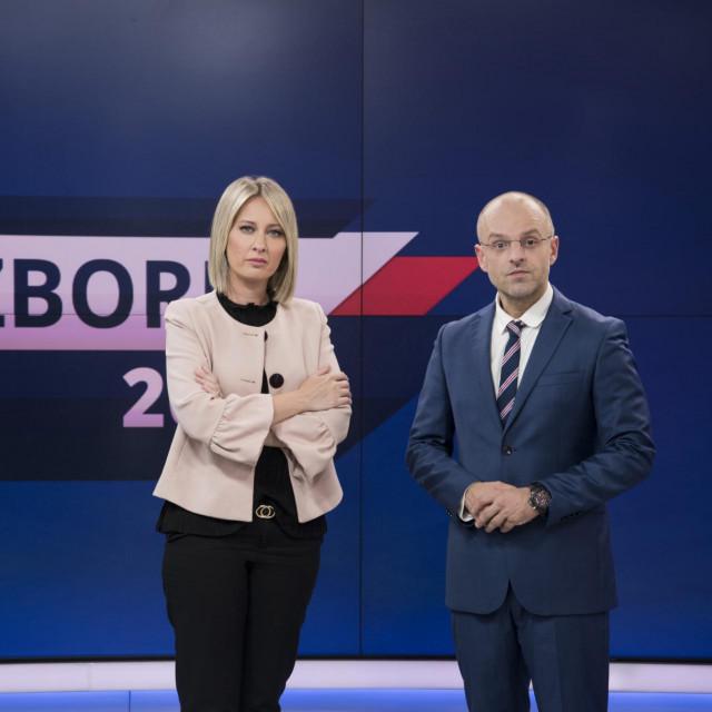 Sabina Tandara Knezović i Mislav Bago