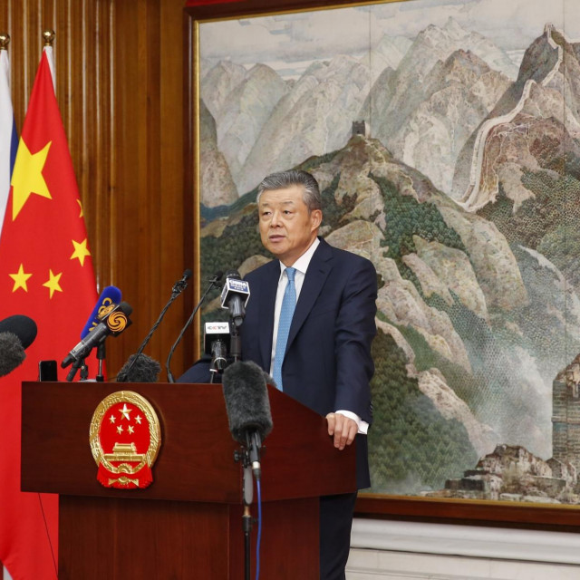 Kineski veleposlanik u Velikoj Britaniji Liu Xiaoming