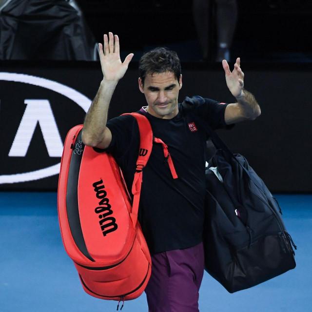 Federer još nije spreman 'spakirati' se za mirovinu