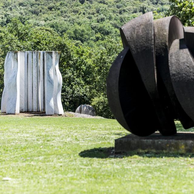 Park skulptura Dušana Džamonje