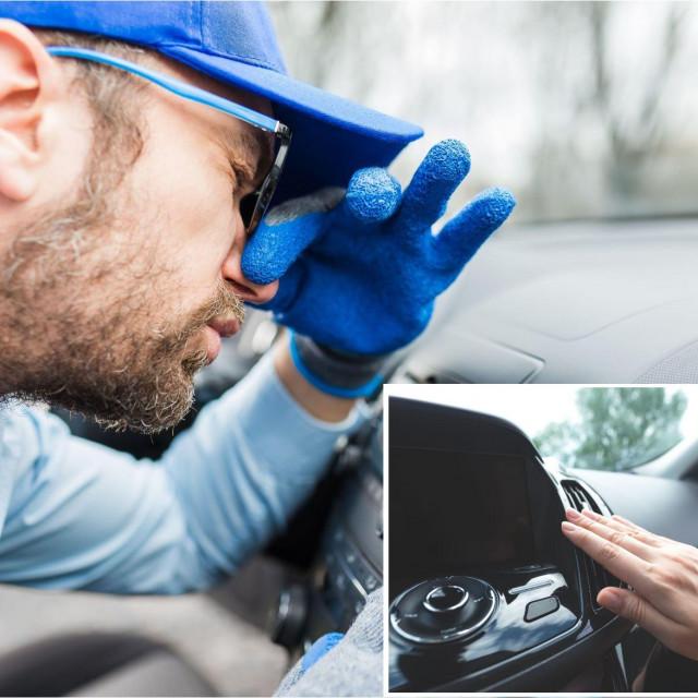 Klima uređaj u autu
