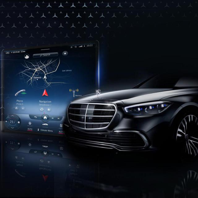 Mercedes S-klasa