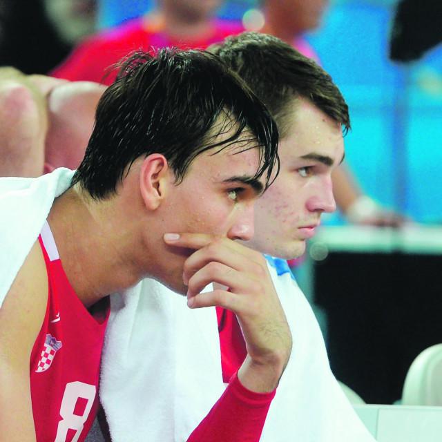 Dario Šarić i Mario Hezonja
