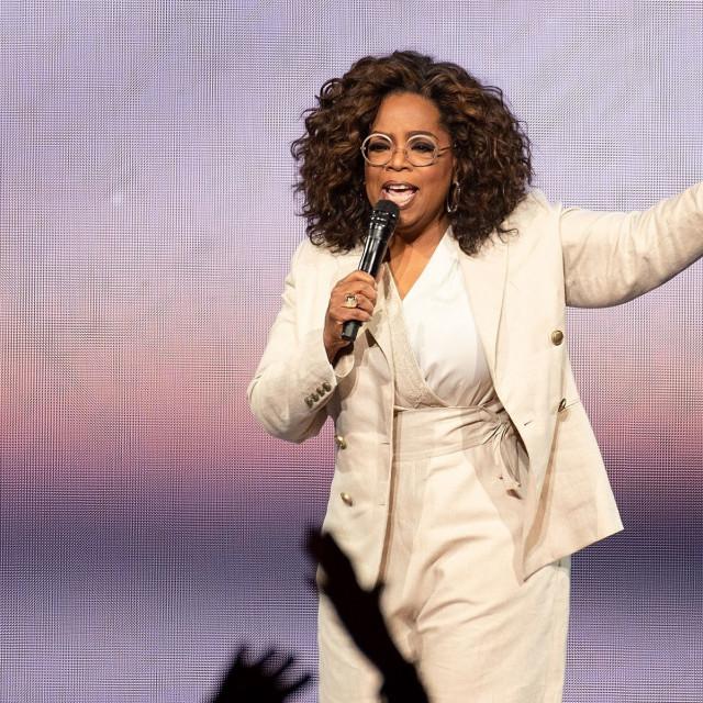 Oprah Winfrey radi sve što može da apostrofira problem Afroamerikanaca u današnjem američkom društvu.