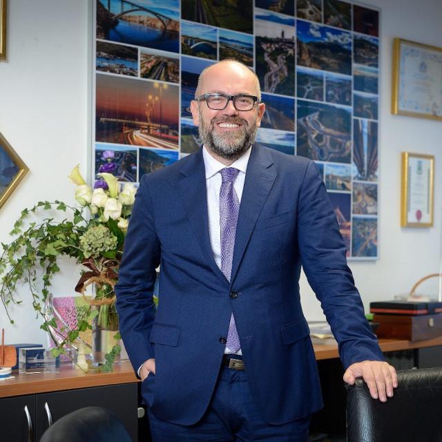 Josip Škorić, predsjednik Uprave Hrvatskih cesta