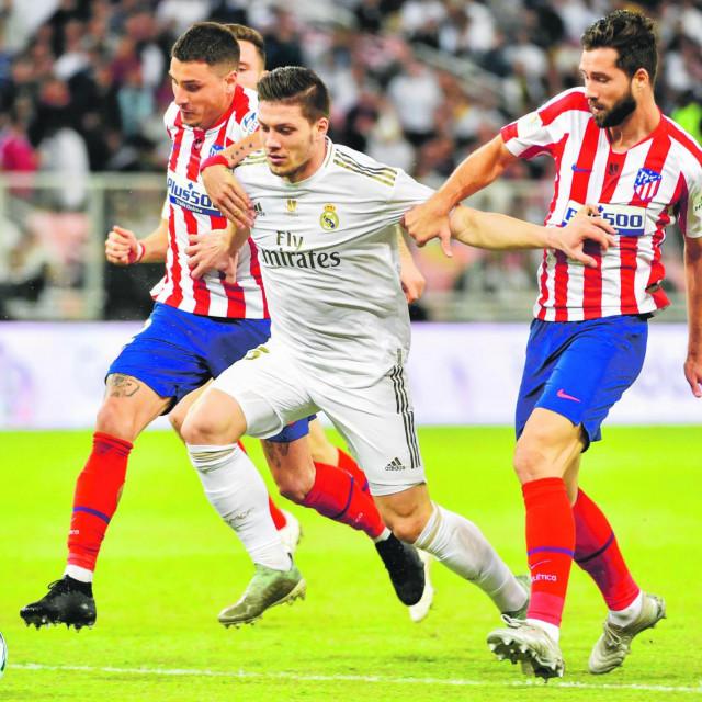 Luka Jović nije iskoristio veliku šansu u Realu, a Zidane ga dosta gurao...