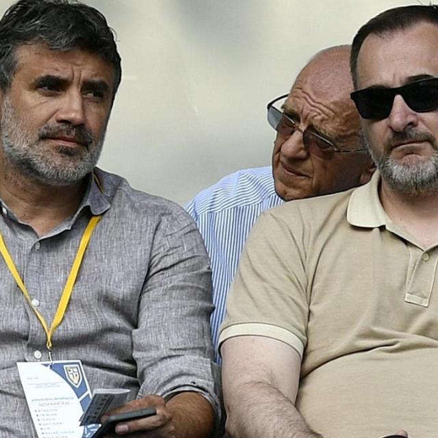 Zoran Mamić i Krešimir Antolić