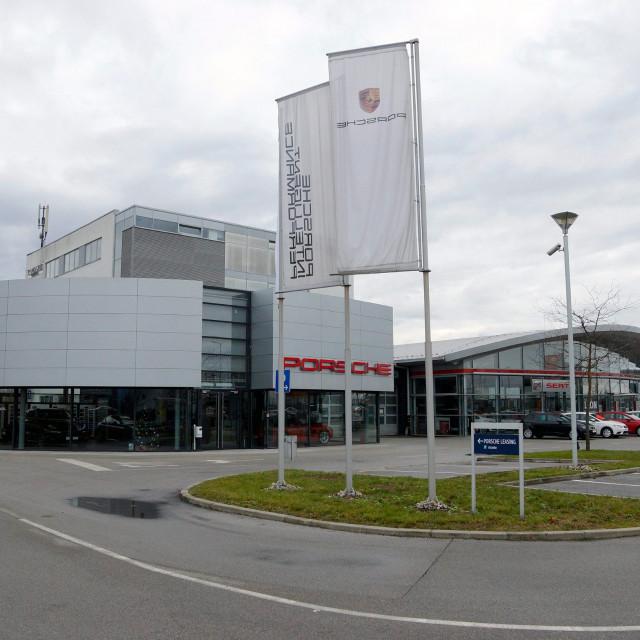 Poslovna zgrada Porsche Hrvatska