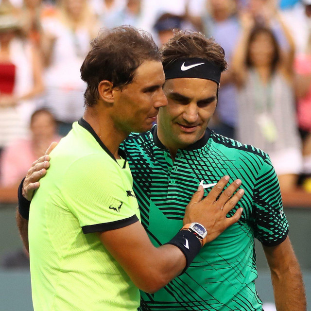 Dueli Rogera i Rafe obilježili su početak 21. stoljeća u svjetskom tenisu, a od 2008. 'progurao' se Đoković koji danas dominira protiv obojice