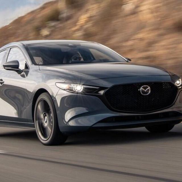 Mazda3 2.5T
