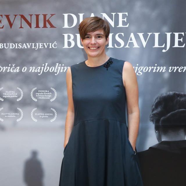 Redateljica Dana Budisavljević