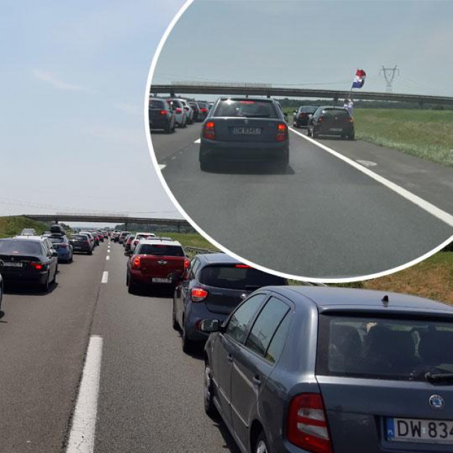 Kaos na autocesti