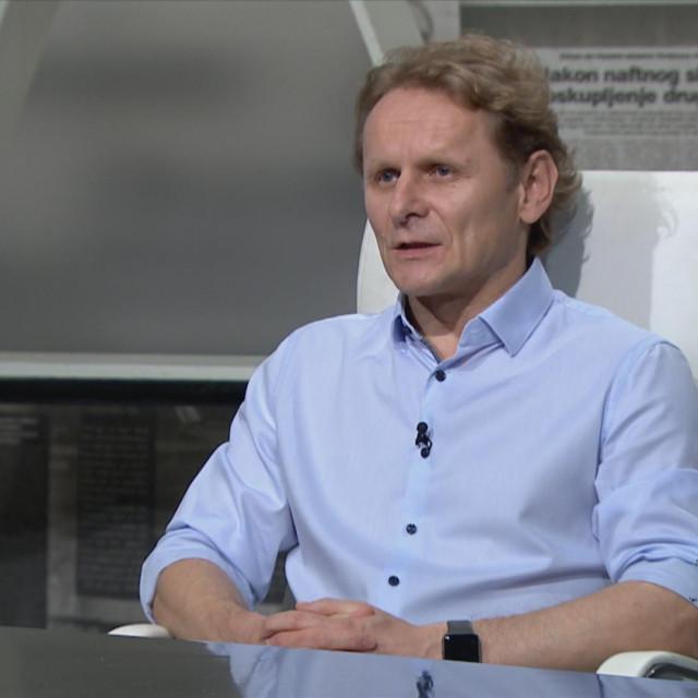Ivan Đikić u emisiji 'Nedjeljom u 2'