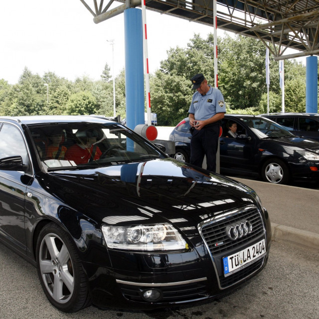 The temporary ban on crossing the Croatian border does not apply to citizens of the European Union