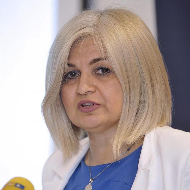 Ravnateljica Nacionalnog centra za vanjsko vrednovanje obrazovanja Ivana Katavić