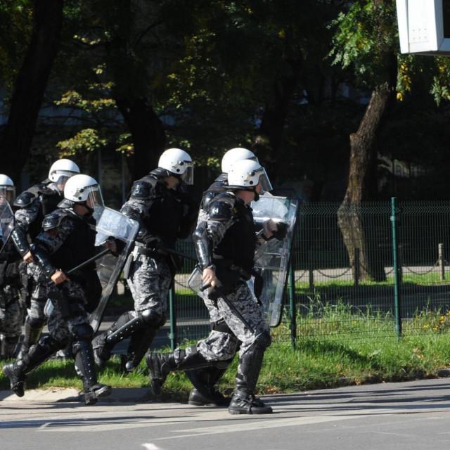 Crnogorska policija, arhivska fotografija