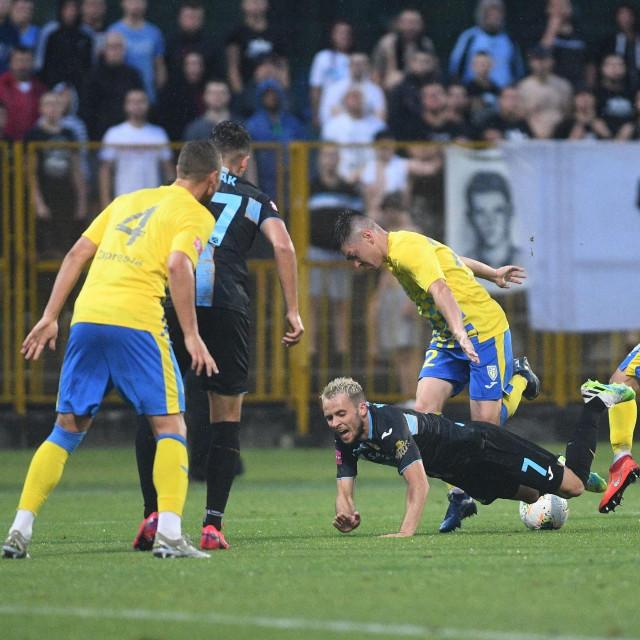 Epidemiolog je procijenio da igrači Rijeke, s kojima je Inter igrao prije tri dana, nisu ugroženi