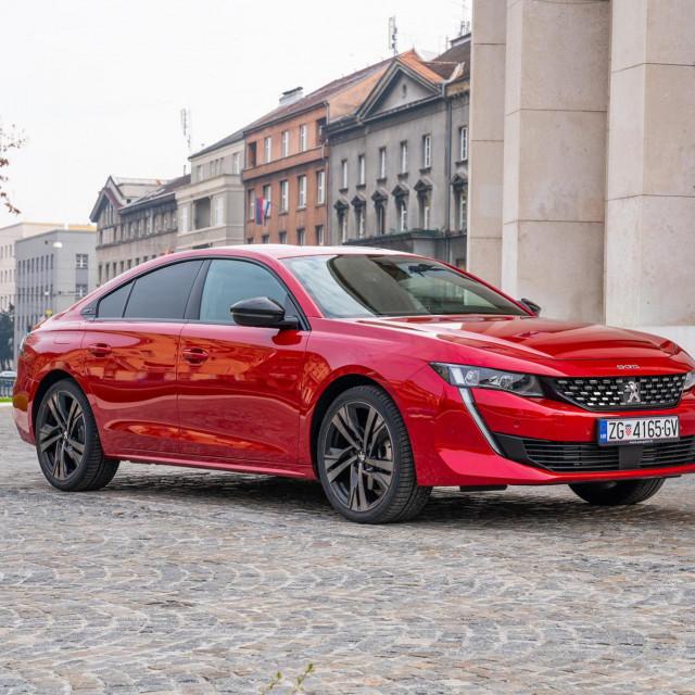 Peugeot akcija