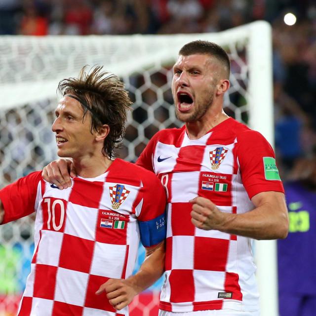 Luka Modrić i Ante Rebić su u fenomenalnoj formi