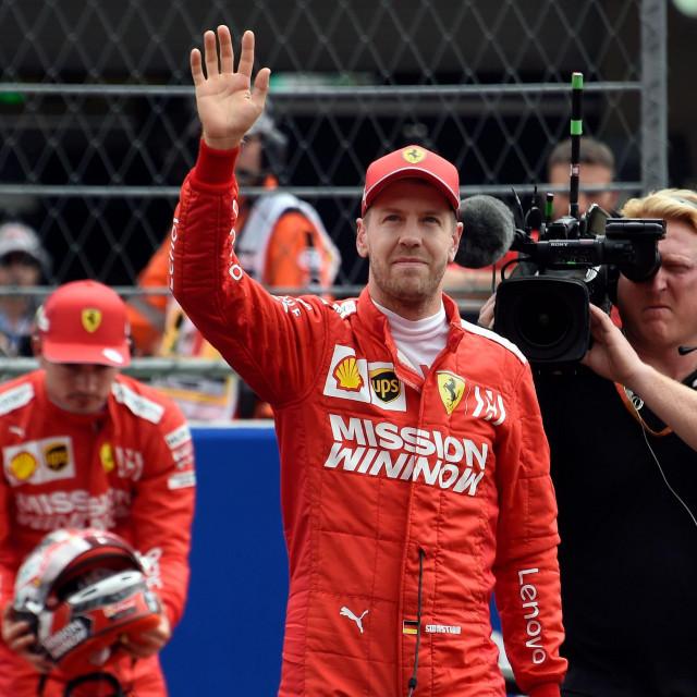 Vettel se našao u neočekivanim problemima i sad traži rješenje...