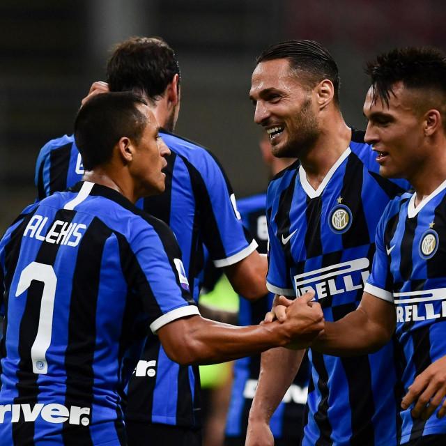 Alexis Sanchez odlično igra u nastavku sezone u dresu Intera