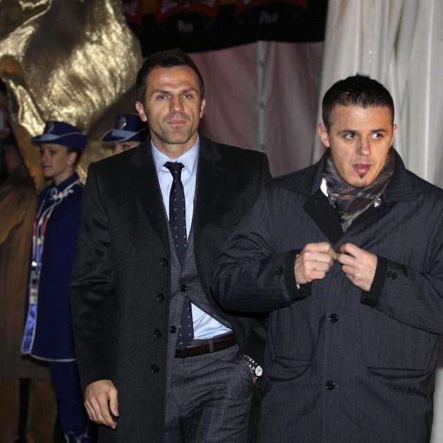 Stjepan Tomas i Goran Vlaović