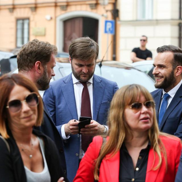 Aladrović, Čorić i Banožić već znaju da ostaju u Vladi, čeka se konačna lista najpovjerljivijih ljudi Andreja Plenkovića