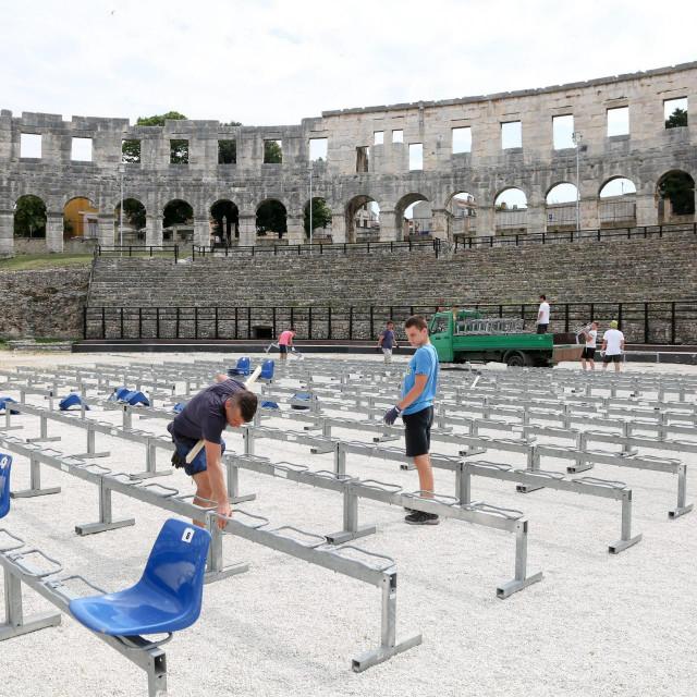 U Areni će biti samo 500 sjedala, a ne uobičajenih oko 2000 mjesta