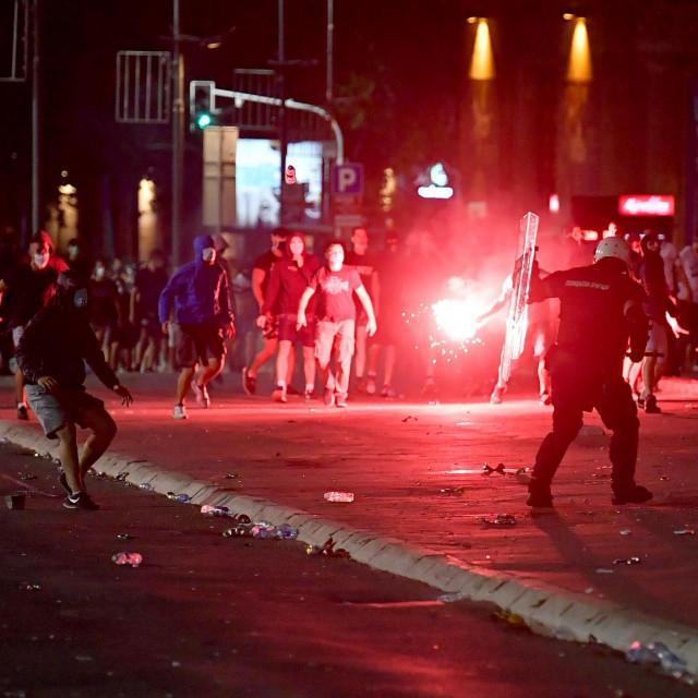prosvjedi u Beogradu