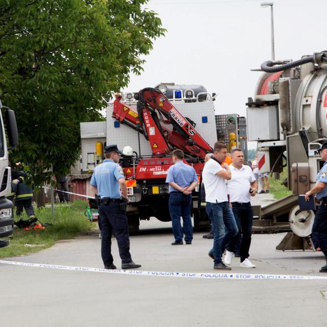 Nesreća u Čepinu