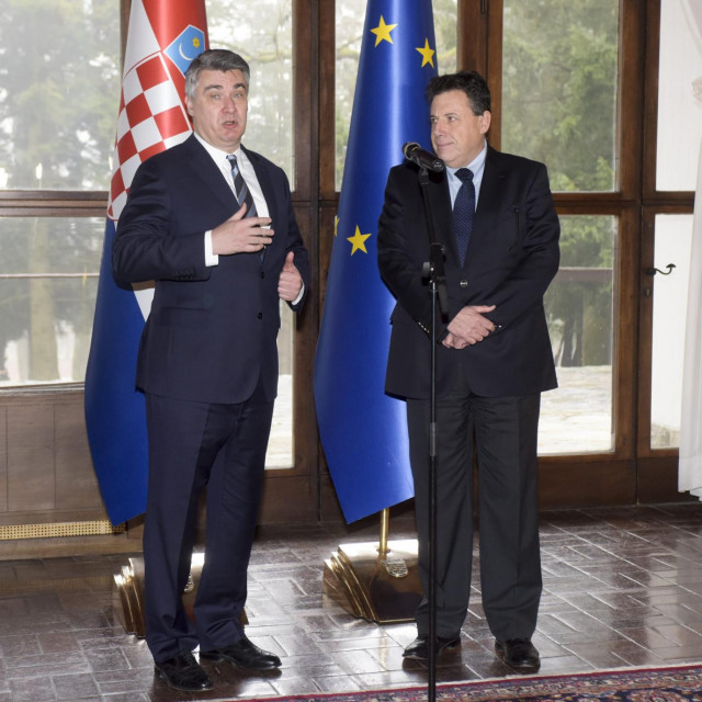 Zoran Milanović i Đuro Sessa