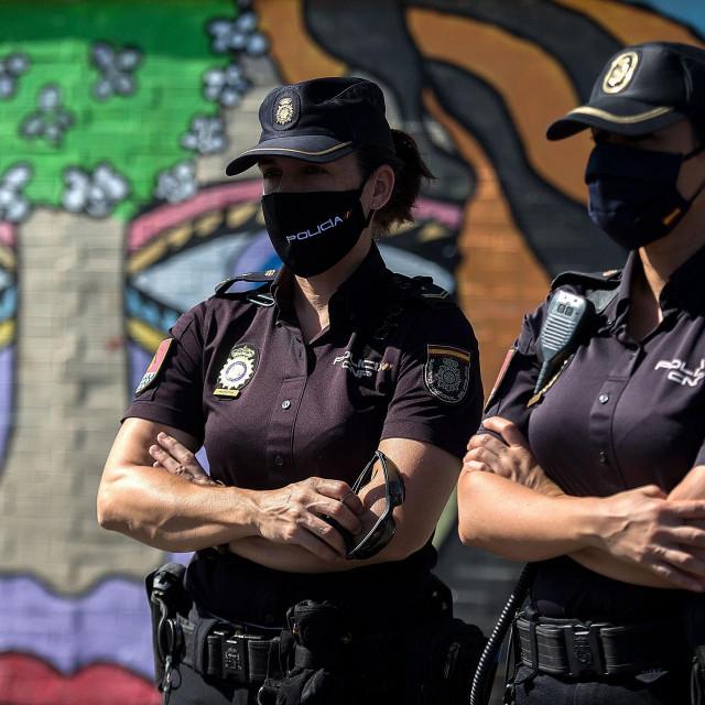 Španjolska policija
