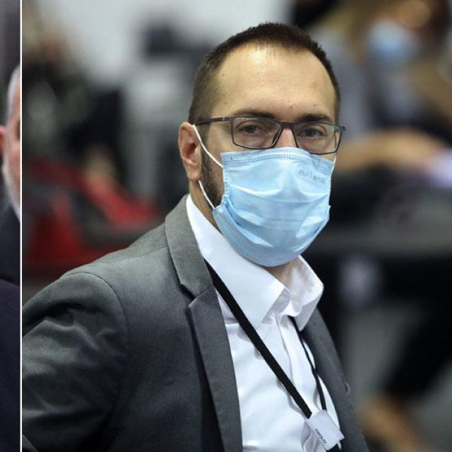Gordan Maras, Tomislav Tomašević