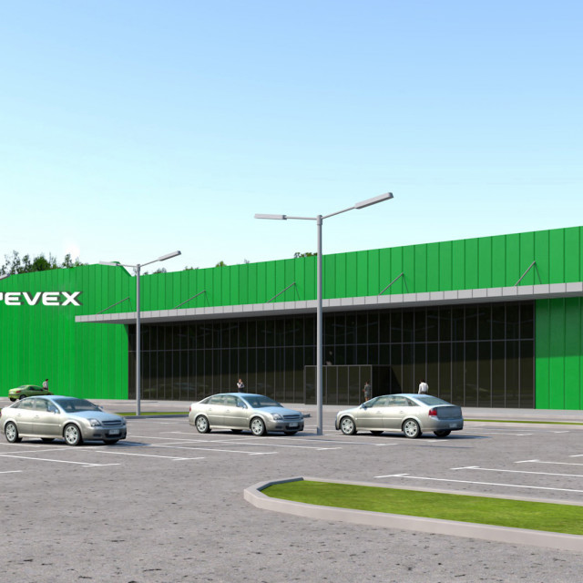 Trgovački centar Pevex