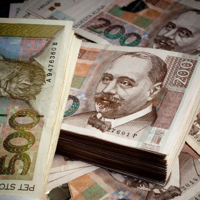 Ilustracija, novčanice