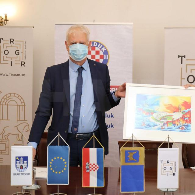 Marin Brbić i Ante BIlić