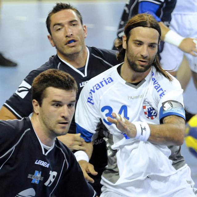 Prije samo 11 godina Medveščak je igrao finale Kupa protiv Zagreba, za kojeg je tada nastupio i veliki Ivano Balić