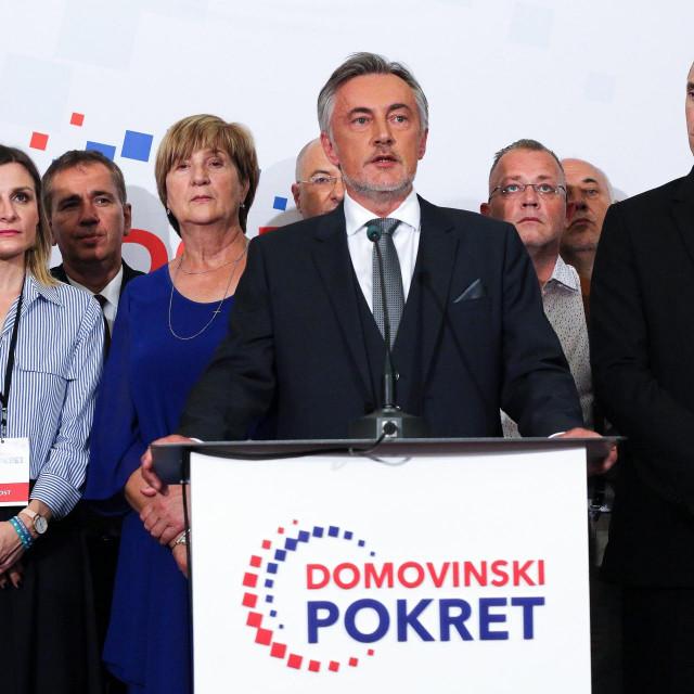 Ruža Tomašić, Miroslav Škoro, Zlatko Hasanbegović, Ivan Penava<br />