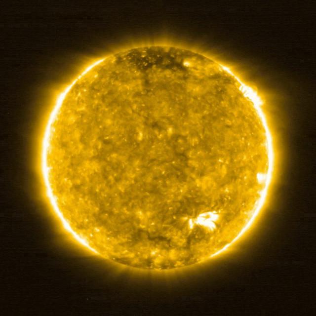 Fotografija Sunca koju snimio Solar Orbiter