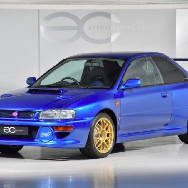 Subaru oglasnik
