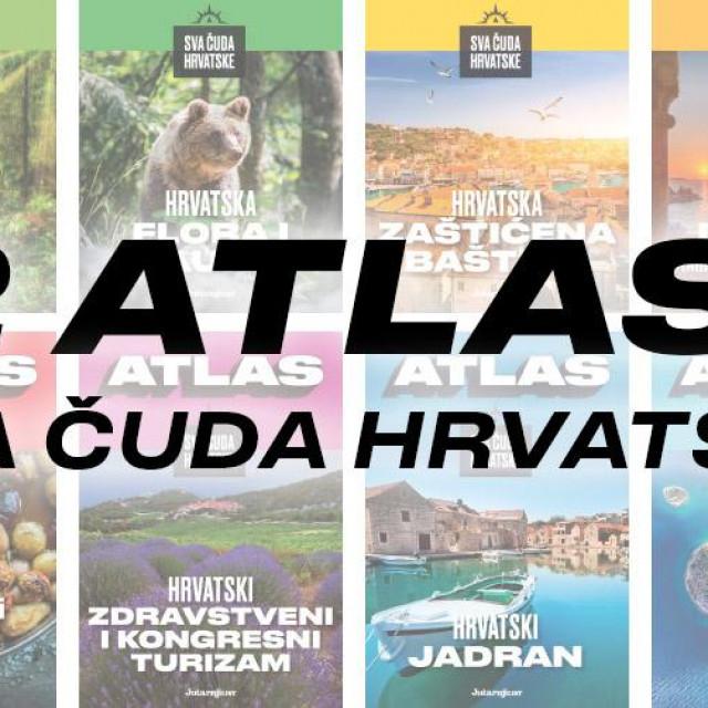 Atlasi Hrvatske