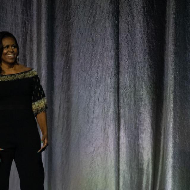 Michelle je uvijek bila žena koja hrabro izriče svoje mišljenje...