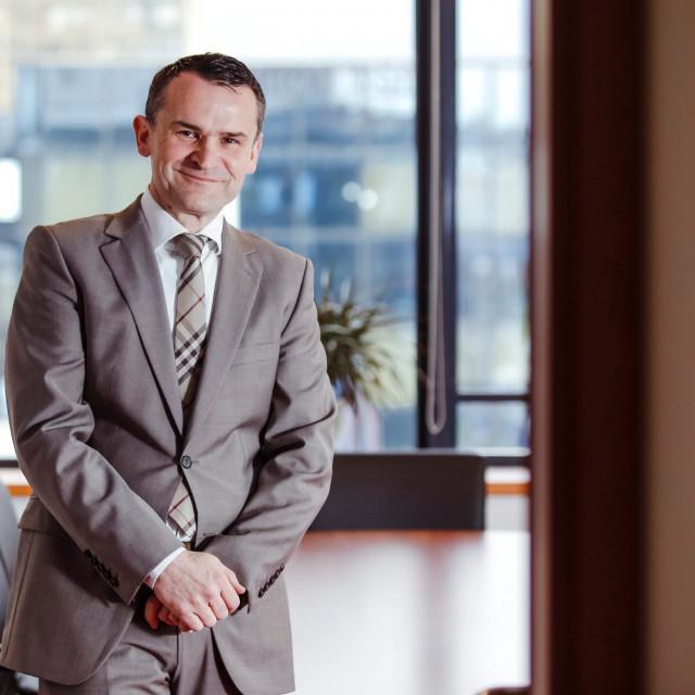Ante Žigman, predsjednik Upravnog vijeća Hanfe