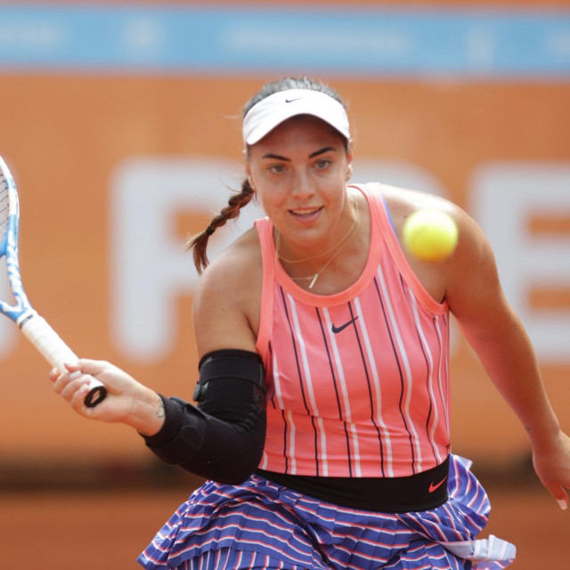 Ana Konjuh opet na terenu, sjajna vijest na Dubrovkinju...